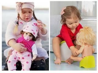 Как выбрать КУКЛУ для девочки - выбираем куклу которая точно понравиться