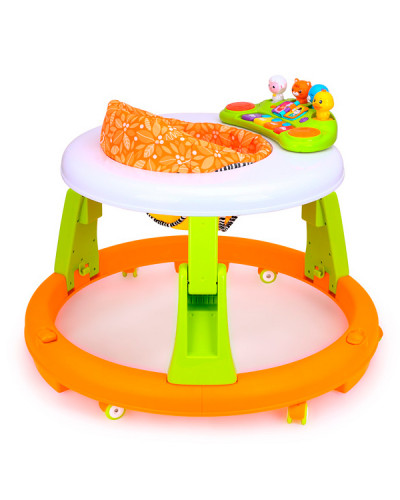 Ходунки Hola Toys с пианино и зверушками (2103)