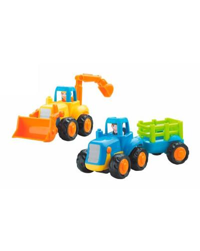 Игрушка Hola Toys Сельхозмашинка 6 шт. (326AB)