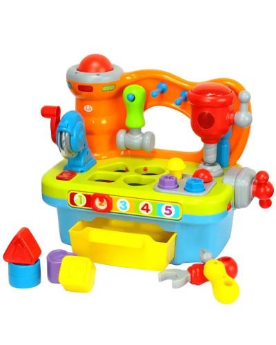 Игрушка Столик с инструментами -Hola Toys (907)