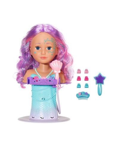 Интерактивная кукла BABY BORN - СЕСТРИЧКА-РУСАЛОЧКА (32 см, с аксессуарами)
