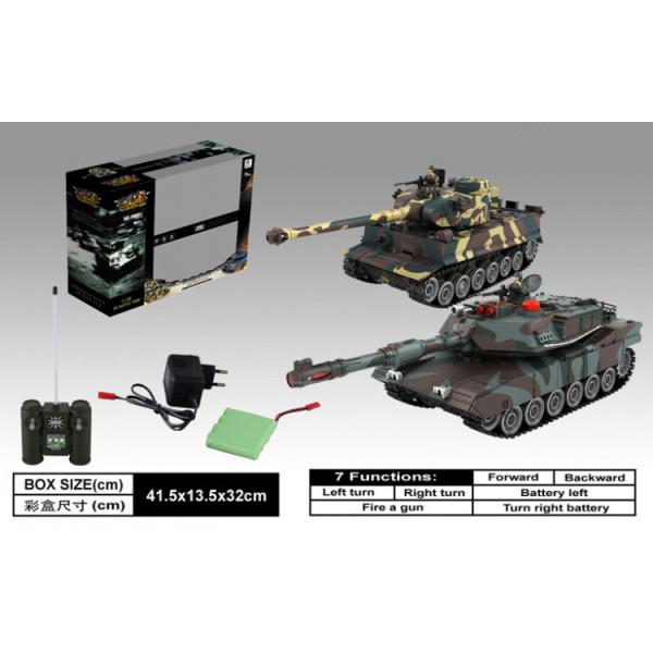 Танковый бой 99823