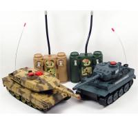 Танковый бой 508-10