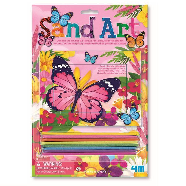 Набор для творчества 4M Песочное искусство (4 в ассортименте) (00-03010)