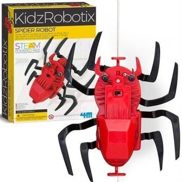 Набор для творчества 4M Робот-паук (00-03392)