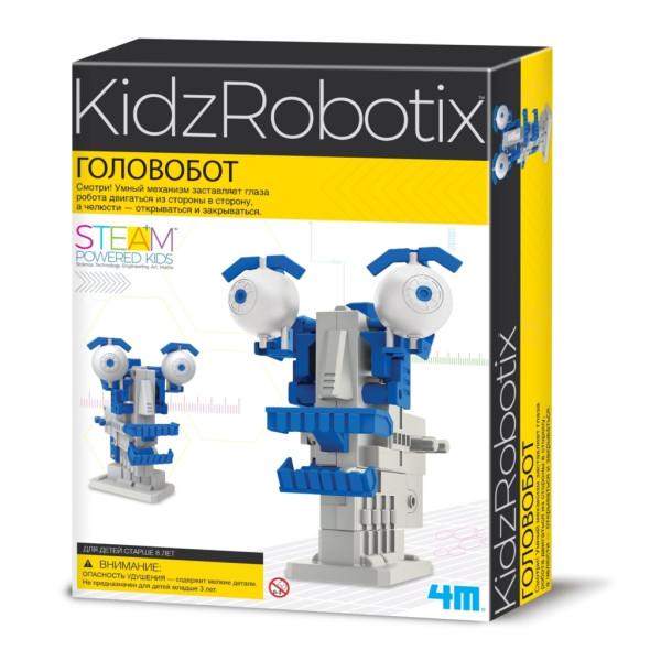 Набор для творчества 4M Роботизированная голова (00-03412)