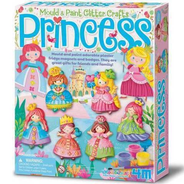 Набор для творчества 4M Принцессы (00-03528)