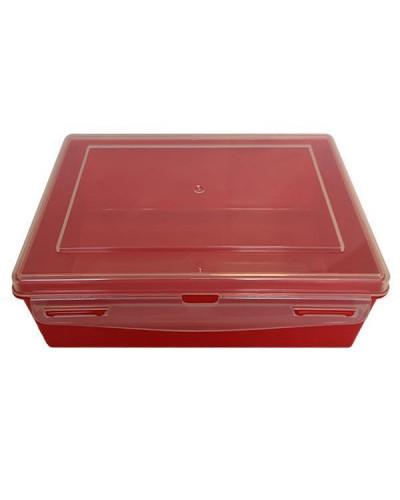 Контейнер пластиковый Gigo красный (1033R)