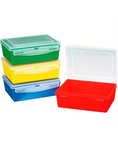 Контейнер пластиковый Gigo желтый (1033Y)