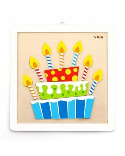 "Набор для творчества  Viga Toys ""Своими руками. Торт"" (50684)"