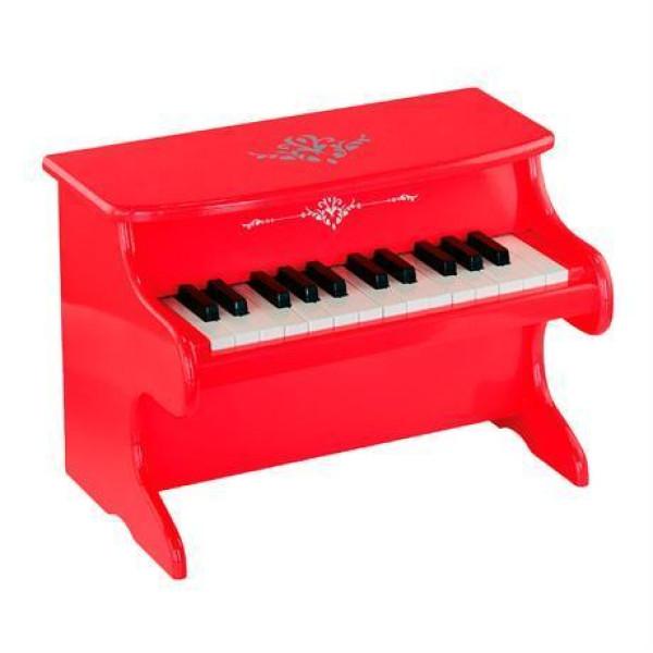 """Игрушка """"Пианино"""", красный - Viga Toys"""