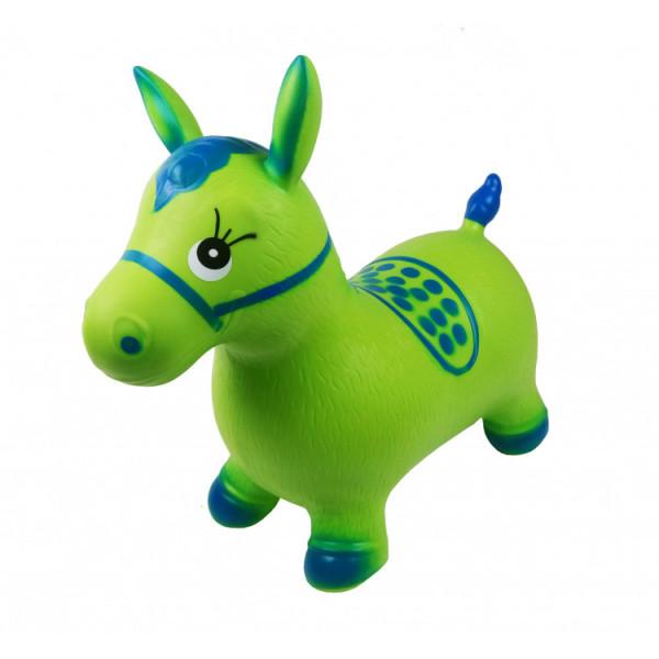 Прыгуны-лошадки MS 0373 Зелёный
