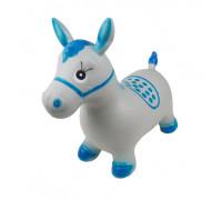 Прыгуны-лошадки MS 0373 Серый с голубым