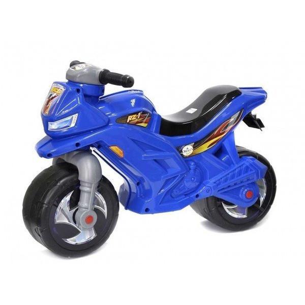 Мотоцикл 2-х колесный 501-1B Синий Синий