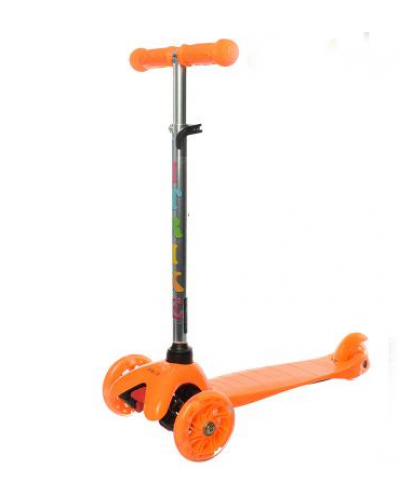 Самокат BB 3-013-4-H Оранжевый