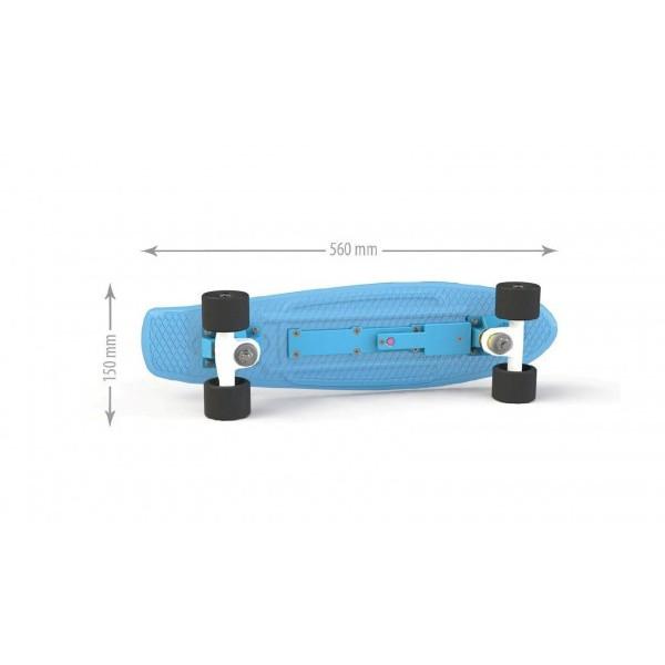 Игрушка детская «Скейт» 0151/1 голубой Игрушка детская «Скейт» артикул 0151/1 голубой
