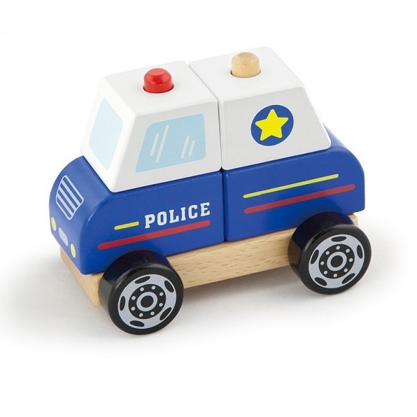 """Игрушка """"Полицейская машина"""" - Viga Toys"""