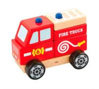 """Игрушка """"Пожарная машина"""" - Viga Toys"""