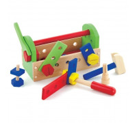 "Набір ""Ящик з інструментами"" - Viga Toys"