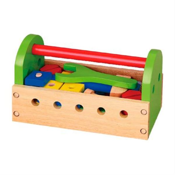 "Набор ""Ящик с инструментами"" - Viga Toys"