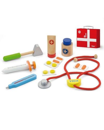 """Игрушка """"Чемоданчик доктора"""" Viga Toys (50530)"""