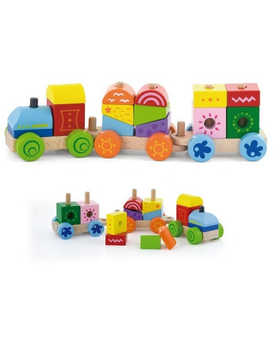 """Игрушка """"Поезд"""" - Viga Toys"""