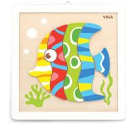 """Набор для творчества """"Своими руками. Рыбка"""" - Viga Toys"""