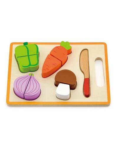 """Игровой набор """"Овощи"""" - Viga Toys"""
