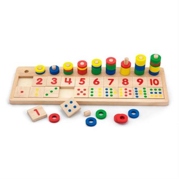 """Игрушка """"Учимся считать"""" - Viga Toys"""